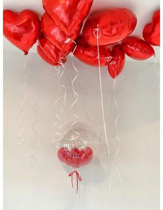 Helium Foil Ceiling Balloons 18''