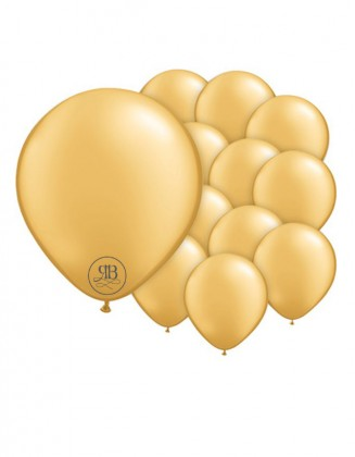 """5"""" Balloon pack 10 pieces - Pearl Color"""