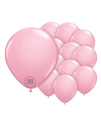 """5"""" Balloon pack 10 pieces - Standard Colors"""