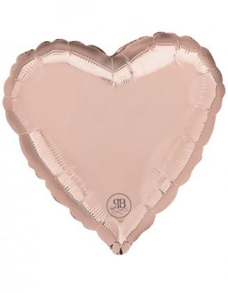 """Foil Heart 18"""""""
