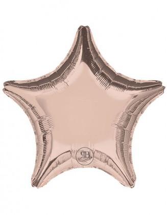 Rose Gold Star Balloon Foil...
