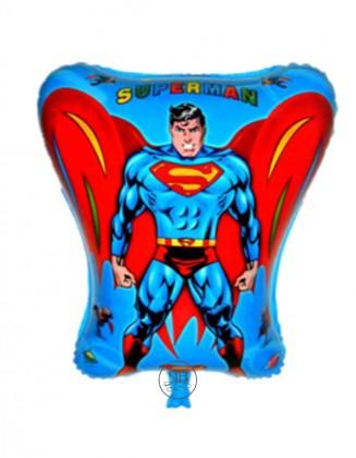 Super Man Foil Balloon 21''