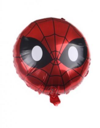 Spider head Foil Balloon 18''