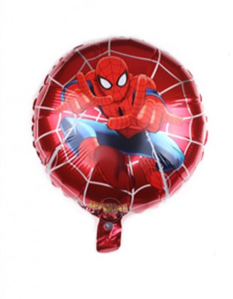 Spider man Foil Balloon 18''