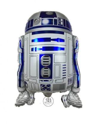 Stars Wars Robot Foil Balloon 35''