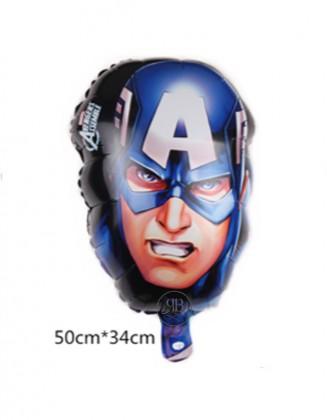 Captain America Head 21 ''