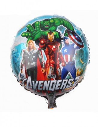 Avengers Foil Balloon 18''