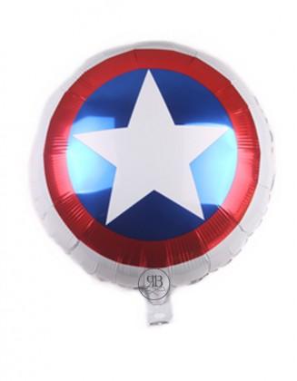 Avengers Shield Balloon Foiol 18''
