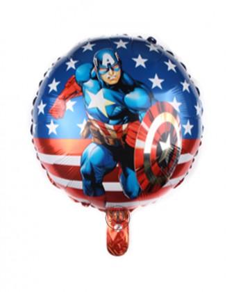 Captain America Foil Balloon 18 ''