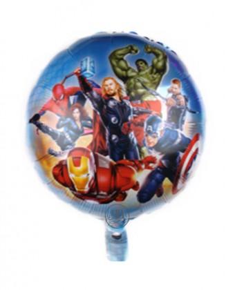 Marvel Avengers Heroes Foil Balloon 18''