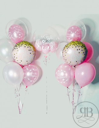 Christening Balloons with...