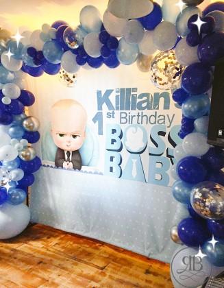 Baby Boss Decoration 1st...
