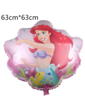 Mermaid Balloon Super Shaped 24''