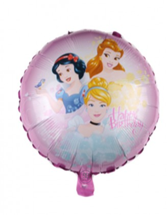 Foil Balloon Princess 18''