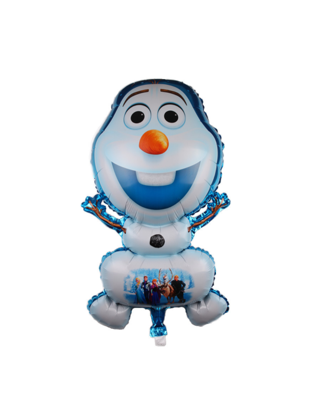 Olaf Supershaped Disney Character Foil Balloon 30''