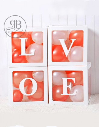 Valentine's Box Love filled...