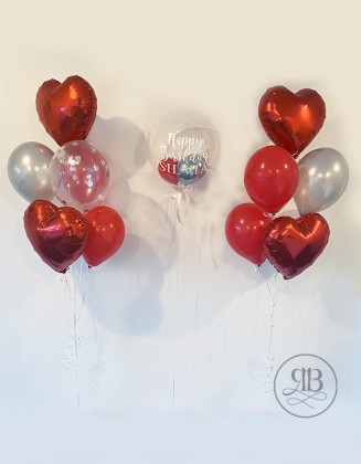 Valentine's Package with Personalised Bobo