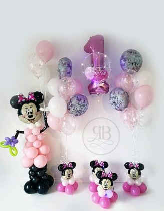 Minnie/ Mickey Package for...