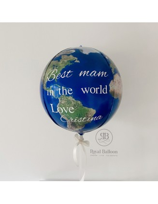 Mother's Day Helium Balloon