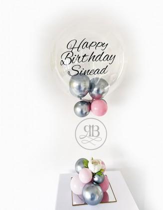 Centerpiece Balloon on stand