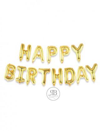 Happy Birthday Balloons...