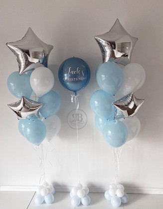 Christening Balloons
