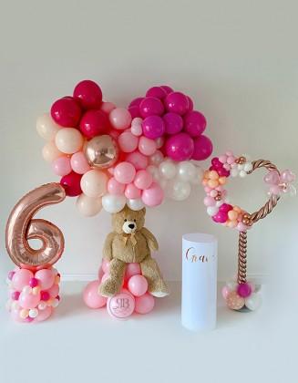 Decoration for Birthday Girl