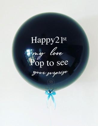 Bespoke Balloon 36 inch