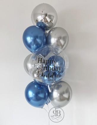 Bespoke Blue package