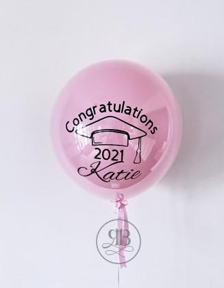 Pink bespoke Bobo 24''