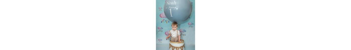 First Birthday Balloon Arrangements Online Dublin | Royal Balloon